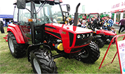 New models of tractors BELARUS